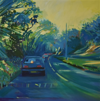 Road to Falmouth