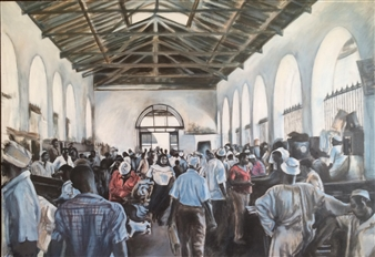 Zanzibar Market Stone Town