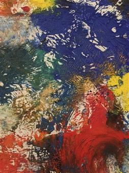 """Autumn Oil on Canvas 40"""" x 30"""""""