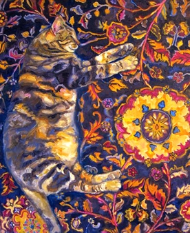 Kimani's Cat's Dream