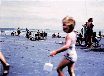"Girl on the Run Archival Pigment Print on Aluminum 24"" x 36"""