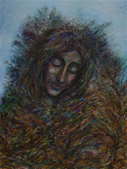 Autumn Face