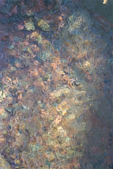 """After Monet Metal Sublimated Print 24"""" x 16"""""""