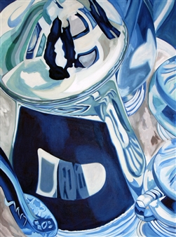Silver Pots