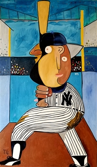 Yankee at the Plate