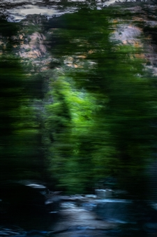 "Fleeting Landscape II Photograph on Fine Art Paper 20"" x 13"""