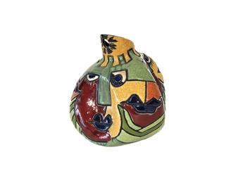 """Kaleidoscope Ceramic 5.5"""" x 5.5"""" x 5"""""""