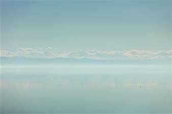 "Salton Sea 2 Photograph on Fine Art Paper 13"" x 19"""