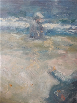 At the Sea's Shore