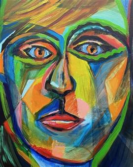 """Son Acrylic on Canvas 24"""" x 18"""""""