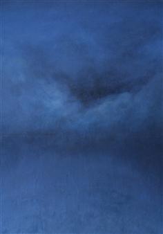 "Hurricane David Oil on Canvas 42"" x 36"""