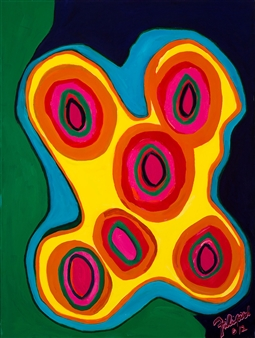 Amoeba in Water