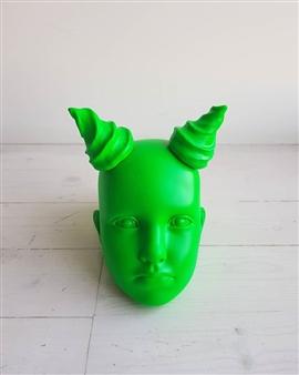 "Green Head Polymer 6"" x 7"" x 8"""