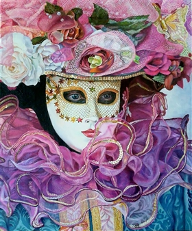 Venetian Mask 5