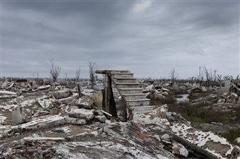 """Epecuen, Bs. As. #1 Digital Photography 23.5"""" x 35.5"""""""