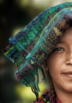 Mayan Girl