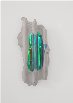 Prima Materia Energy Stone, Purple Green