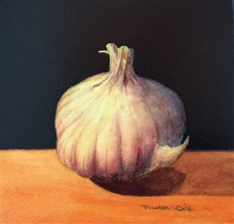Still Life with Garlic
