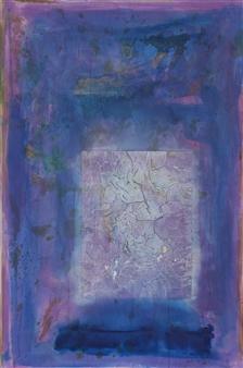 """Ventana Acrylic on Canvas 59.5"""" x 39.5"""""""