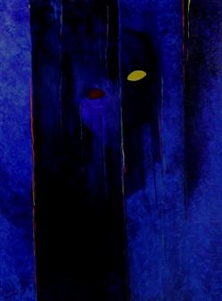 "Opus 443 Oil on Canvas 48"" x 36"""