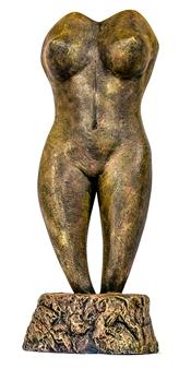"""Dolores Bronze 32.5"""" x 12"""" x 10.5"""""""