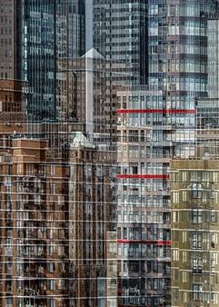 "City Density 12 Digital C-Print 27.5"" x 20"""
