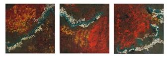 """Heidegger Oil on Canvas 20"""" x 59.5"""""""
