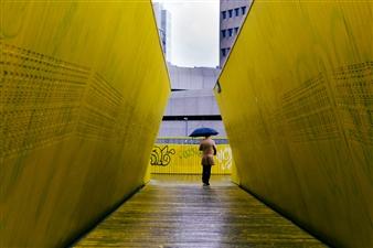 "Luchtsingel - Jacopo Vassallo - Netherlands Photograph 0"" x 0"""