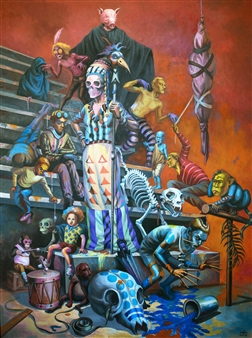Kingdom of Lie
