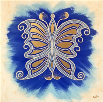 Miraculous Butterfly
