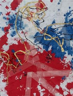 """XX19r Oil on Canvas 36"""" x 21.5"""""""
