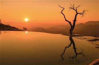 """Amanecer en Hieve el Agua - Ramon Sanchez - United states Photograph 0"""" x 0"""""""