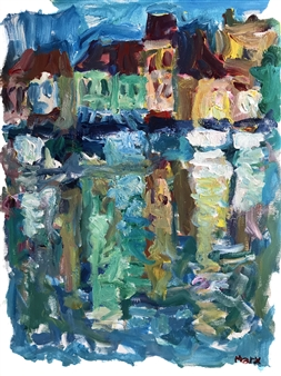The Old Port, Cassis