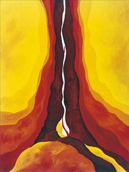 """Veils Acrylic on Canvas 40"""" x 30"""""""