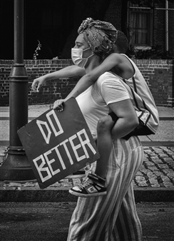 Do Better Mother and Child
