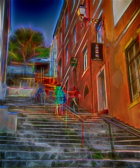 Colorida Steps