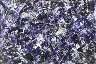 "In the Deep Acrylic on Canvas 27.5"" x 35.5"""