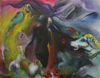 Affection, the Carousel of the Dream