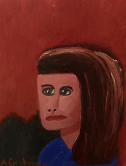 "Erica Oil on Canvas 24"" x 18"""
