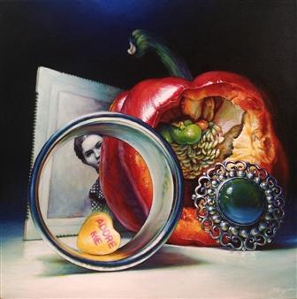 "Sgt. Pepper Acrylic on Canvas 16"" x 16"""