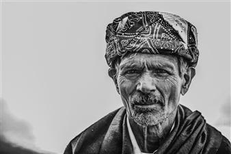 """Pilgrim in Pushkar - Jeppe Raun - Denmark Photograph 0"""" x 0"""""""
