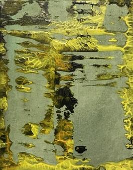 "Shedding Acrylic on Canvas 10"" x 8"""