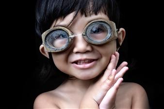 """My Child - Mohamad Zainuri - Indonesia Photograph 0"""" x 0"""""""