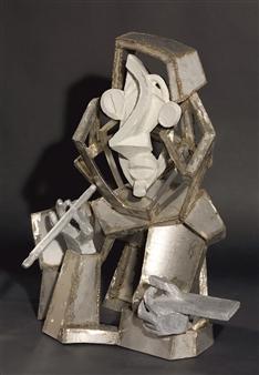 "Painter Aluminum, Stainless Steel 30"" x 24.5"" x 18.5"""