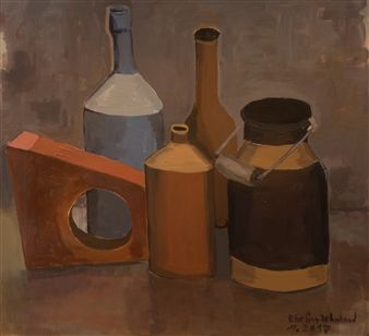 Still Life Look Through