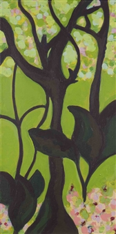 Paradise Tree IV. Flora and Fauna.