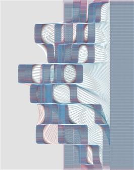 """Beet 9th 17 02 Fine Art Digital Print 44"""" x 36"""""""