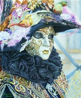 Venetian Mask 6