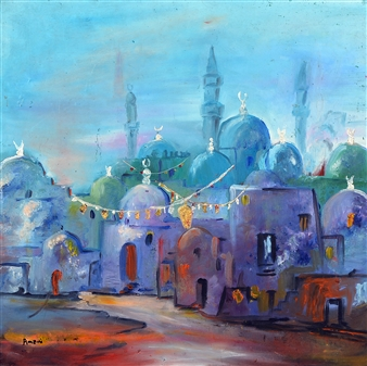 Old Town Cairo
