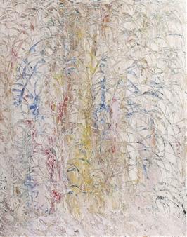 """Four Seasons Acrylic on Canvas 36"""" x 28.5"""""""